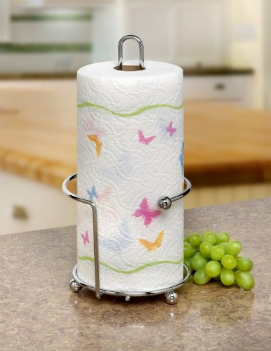 wholesale paper towel holder chrome table top at. Black Bedroom Furniture Sets. Home Design Ideas
